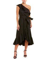 Adrianna Papell A-line Dress - Black