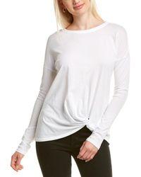 Bobi Tuck T-shirt - White