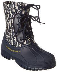 Dior D-venture Boot - Blue