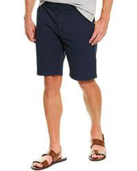 Brooks Brothers Stripe Seersucker Shorts - Blue