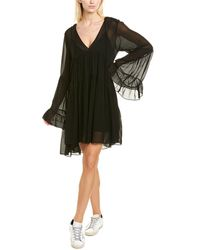 Young Fabulous & Broke Rosa Mini Dress - Black