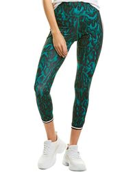 Pam & Gela Ocelot Legging - Green
