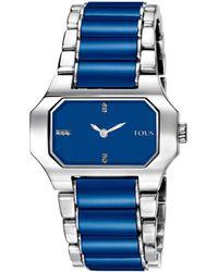 Tous Unisex Bel-air Watch - Blue