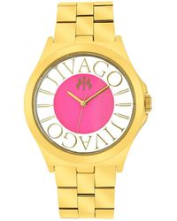 Jivago Women's Fun Watch - Pink