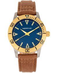 Morphic Men's M85 Series Watch - Metallic