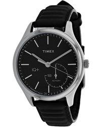 Timex Iq+ Move Watch - Black