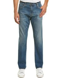 AG Jeans The Ives Blue Modern Athletic Jean