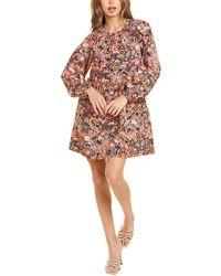 A.L.C. Myra Mini Dress - Multicolor