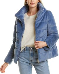 Herno Puffer Down Coat - Blue