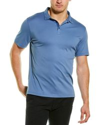 Robert Barakett Senneville Polo Shirt - Blue