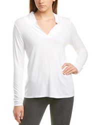 Michael Stars - Ruched Top - Lyst