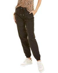 LNA Tracksuit Pant - Black