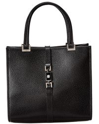 Gucci - Black Leather Jackie Tote - Lyst