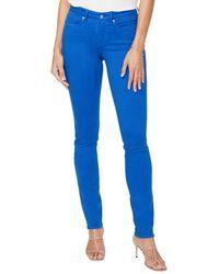NYDJ Alina Ankle Legging - Blue