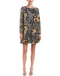 Belle By Badgley Mischka A-line Dress - Multicolor