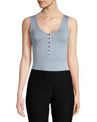Rachel Pally Nedda Bodysuit - Blue