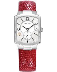 Philip Stein Classic Watch - Red