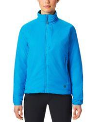 Mountain Hardwear Kor Strata Jacket - Blue