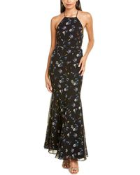Fame & Partners The York Gown - Black