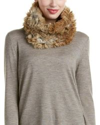 Theory Rexiana.luxe Scarf - Brown