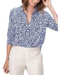NYDJ - Classic Shirt - Lyst