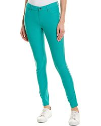 Hue Essential Denim Legging - Blue