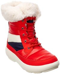 Sperry Top-Sider Bearing Plushwave Boot - Red
