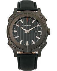 Morphic Men's M68 Series Watch - Black