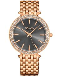 SO & CO - Madison Watch - Lyst