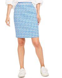 J.McLaughlin Skirt - Blue
