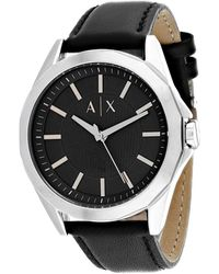 Armani Exchange - Classic Watch - Lyst