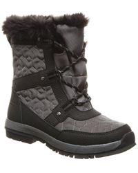 BEARPAW Marina Boot - Black