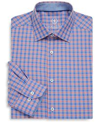 Bugatchi - Wovens Classic Dress Shirt - Lyst
