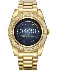 Timothy Stone Smartwatch Watch - Yellow