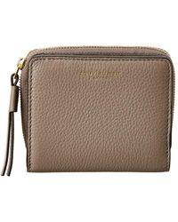 Tory Burch Perry Bi-fold Wallet - Grey