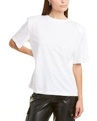 retroféte Jessie T-shirt - White