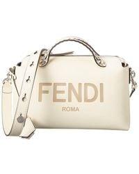 Fendi By The Way Medium Leather Shoulder Bag - Multicolour