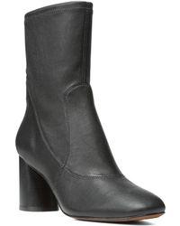 Donald J Pliner - Gisele Leather Bootie - Lyst