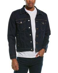 Joe's Jeans Joes Jeans Condense Trucker Jacket - Blue