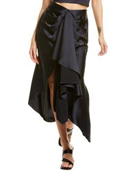 Significant Other Azure Skirt - Blue