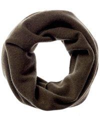 Portolano Circular Cashmere Neck Warmer - Multicolour