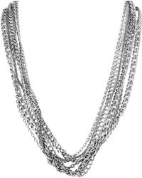 Stephen Webster - Jewels Verne Silver Peridot Necklace - Lyst