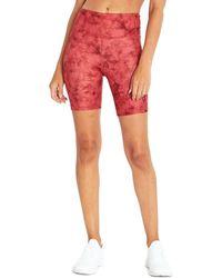 Jessica Simpson Tc Bermuda Short - Red