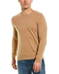 NAADAM Cashmere Pullover - Natural