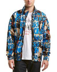 Burberry - Printed Nylon Jacket - Lyst