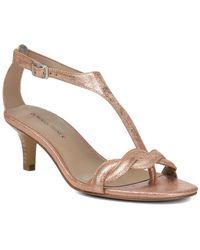 Donald J Pliner Kate Metallic Sandal