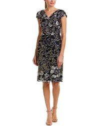 David Meister - Sheath Dress - Lyst