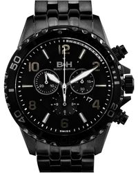 Brandt & Hoffman Men's Pythagoras Watch - Black