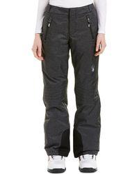 Spyder Winner Athletic Ski Pant - Black