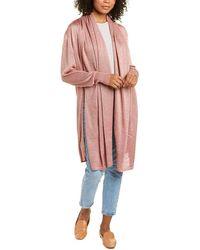 Missoni Lungo Cardigan - Pink